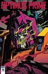 Optimus Prime #14 - John Barber, Livio Ramondelli
