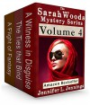 Sarah Woods Mystery Series (Volume 4) (Sarah Woods Mystery Series Boxset) - Jennifer Jennings, Kate Johnston
