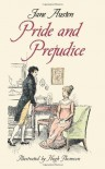 Pride and Prejudice - Hugh  Thomson, George Saintsbury, Jane Austen