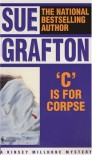 C is for Corpse (Kinsey Millhone Mystery) - Sue Grafton