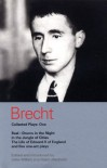 Brecht Collected Plays: 1: Baal; Drums in the Night; In the Jungle of Cities; Life of Edward II of England; & 5 One Act Plays (Vol 1) - Bertolt Brecht