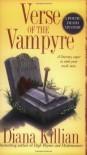 Verse of the Vampyre - Diana Killian