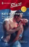 For Lust Or Money (Harlequin Blaze #356) - Kate Hoffmann