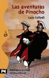 Pinocho - Carlo Collodi, Marco A. Garibay