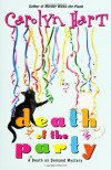 Death of the Party - Carolyn Hart