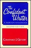 The Confident Writer - Constance J. Gefvert