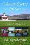 Amish Girls Series - Volume 1 (Books 1-4) - J.E.B. Spredemann