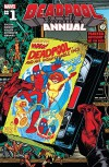 Deadpool (2015-) Annual #1 - Gerry Duggan, Brian Posehn, Adam Warren, Adam Warren, Scott Koblish, Various