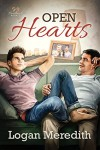 Open Hearts (Heartland Book 3) - Logan Meredith