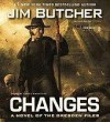 Changes - Jim Butcher, James Marsters