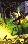 Saga #25 - Brian K. Vaughan, Fiona Staples