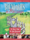 Boundaries in Marriage - Henry Cloud;John Townsend