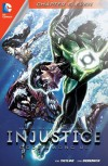 Injustice: Gods Among Us #11 - Tom Taylor, Tom Derenick; Ikari Studio