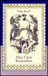 Miss Clare Remembers - Miss Read