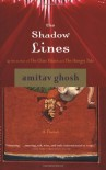 The Shadow Lines - Amitav Ghosh