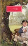 The Pickwick Papers (Everyman's Library) - Charles Dickens