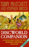 The Discworld Companion Updated - STEPHEN BRIGGS (ILLUSTRATOR) TERRY PRATC