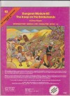 Keep on the Borderlands Dungeon Module B2: Dungeons & Dragons Introductory Module for Character Levels 1-3 - Gary Gygax