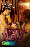 Training Party (Lucky Springs Series, Book Four) - Cheryl Dragon