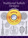 Traditional Turkish Designs CD-ROM and Book - Azade Akar