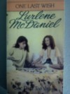 She Died Too Young (One Last Wish) - Lurlene McDaniel