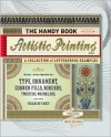 The Handy Book of Artistic Printing - Doug Clouse, Angela Voulangas
