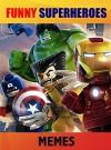 Memes: Funny Marvel Superheroes Memes: Ant Man, Avengers, Captain America, Deadpool, Hulk, Iron Man, Thor, Spiderman, X-Men (LOLs Heaven Book 20) - Memes And More