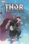 Thor: God of Thunder Vol. 1 - The God Butcher - Esad Ribic, Jason Aaron