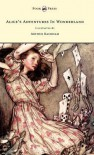 Alice's Adventures in Wonderland - Lewis Carroll, Arthur Rackham