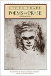Poems and Prose: A Bilingual Edition - Georg Trakl, Alexander Stillmark