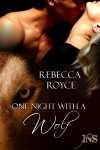 One Night With a Wolf - Rebecca Royce