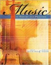Music in Theory and Practice, Vol. 1 (v. 1) - Marilyn Saker, Bruce Benward