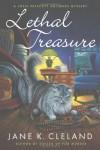 Lethal Treasure: A Josie Prescott Antiques Mystery (Josie Prescott Antiques Mysteries) - Jane K. Cleland