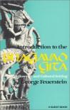 Bhagavad Gita: An Introduction - George Feuerstein, Feuerstein