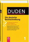 Duden 01. Die deutsche Rechtschreibung - Opracowanie zbiorowe