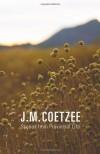 Scenes from Provincial Life - J M Coetzee