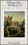 Following Christ, the Man of God - Charles R. Swindoll
