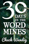 30 Days in the Word Mines - Chuck Wendig