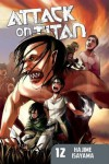 Attack on Titan 12 - Hajime Isayama
