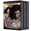 Seduced by the Vampire Billionaire 3-Book Boxed Set Bundle - Imani Black, BWWM Interracial Team
