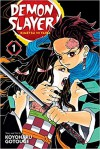 Demon Slayer: Kimetsu no Yaiba, Vol. 1 - Koyoharu Gotouge