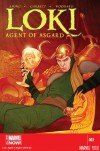 Loki: Agent of Asgard #3 - Al Ewing