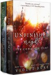 Unfinished Night: The Complete Duet (Caine & Addison Books 1 & 2) - Violet Duke