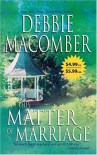 This Matter Of Marriage - Debbie Macomber