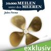 20.000 Meilen unter dem Meer - Jules Verne,  Jürgen Kluckert