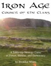 Iron Age: Council of the Clans - Brendan Myers
