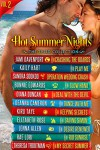 Hot Summer Nights, Vol.2: The Third Collection - Jami Davenport, Kaily Hart, Sandra Sookoo, Bonnie Edwards, Diana Duncan, Deanna Cameron, Kiru Taye, Elizabeth Rose, Rae Lori, Jenna Allen, Theresa Troutman