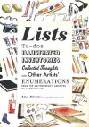 Lists: To-dos, Illustrated Inventories, Collected Thoughts, and Other Artists - Liza Kirwin