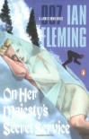 On Her Majesty's Secret Service - Ian Fleming