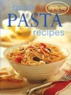 Quick Pasta Recipes - Diana Hill